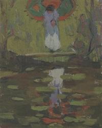 reflections by gertrude fiske