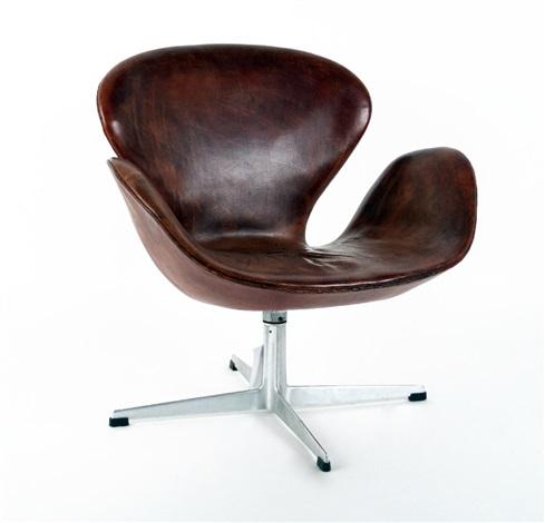 Swan Chair For Fritz Hansen Von Arne Jacobsen Auf Artnet
