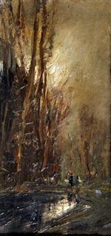 nel bosco by antonio asturi