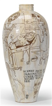 scenes from my imagination that other people might want to see by grayson perry