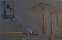for chekhov by helen frankenthaler