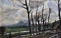 paesaggio by antonio asturi