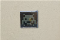 kit d'invasion - n°ik.15: glow in the space by invader