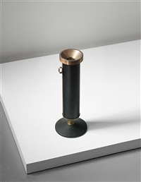 standing ashtray, designed for finlandia hall, helsinki by alvar aalto