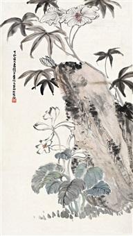 秋葵<br>flowers by xiao junxian