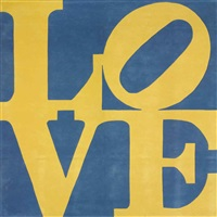 swedish love by robert indiana