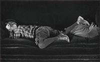 neil asleep by edward weston