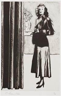 patricia knight i by richard hamilton