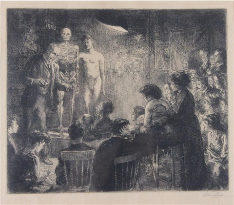 anshutz on anatomy by john french sloan