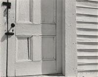 church door, hornitos by edward weston