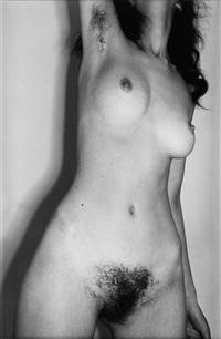 nude by lee friedlander