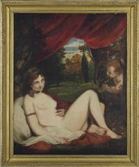 venus and cupid or the wanton bacchante by joshua reynolds