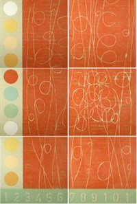 linea (in 6 parts) by irene naef