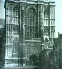 westminster abbey, 1845 by nicolaas henneman