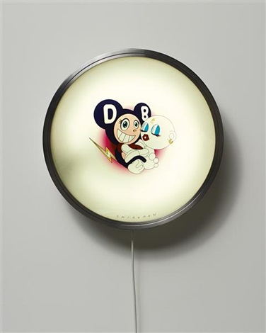 fall in love by takashi murakami