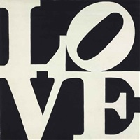 russian love by robert indiana