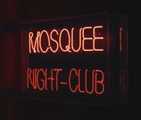 mosquee / night club by kader attia