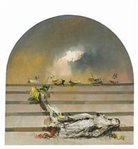 allegory by george vakirtzis