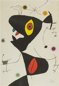 oda a joan mirò by joan miró
