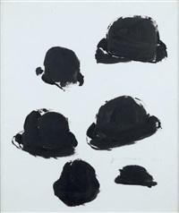 sans titre (from des chapeaux) by gérard gasiorowski