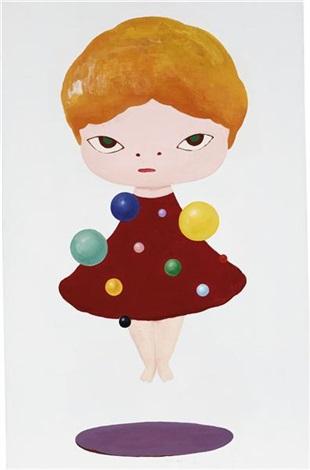 the planet doll by yoshitomo nara