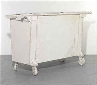 untitled (dumpster) by tom sachs