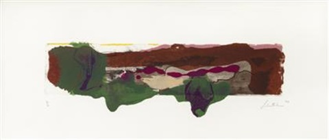 a page from book ii from this is not a book by helen frankenthaler