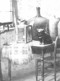 the old lantern by anna s. fischer