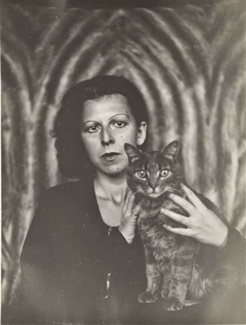 lucie and kid by claude cahun
