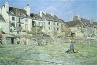 maisons à aubusson by alexandre de lalobbe