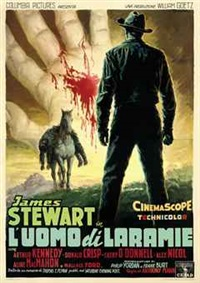 the man from laramie (l'uomo di laramie) by anselmo ballester