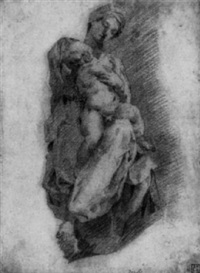 madonna and child by andrea boscoli