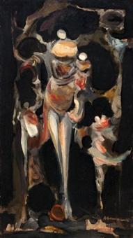 dancers by alfred aberdam