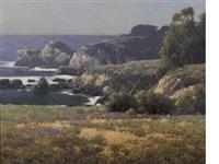 coastal spring by dennis doheny