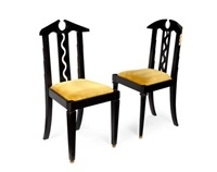 dining room suite (set of 9) by alan james millar