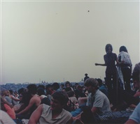 'it's a free concert from now on', woodstock by richard prince