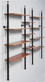 book shelves by richard neutra