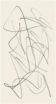big scribble #2 by karl haendel