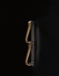 door handles (pair) by alvar aalto