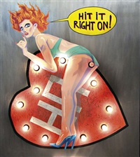 hit it right on by georgy ostretsov