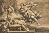 allegorical scene by jean daulle