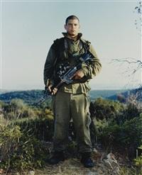 golni brigade, elyacim, israel, may 26, 1999 by rineke dijkstra