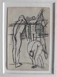 three bathers by keith vaughan