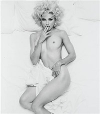 madonna by steven meisel