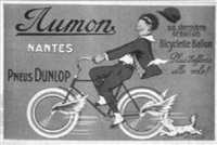 aumon bicyclette nantes by marcel-j.-l. jacquier