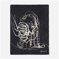 carpet by asger jorn