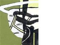 study for the garden by keith vaughan