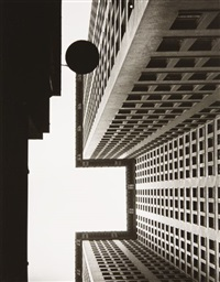 chase national bank, new york by beaumont newhall