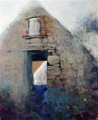 sherkin ruins i by jo ashby