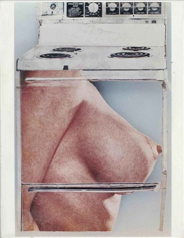 body beautiful or beauty knows no pain hot meat by martha rosler